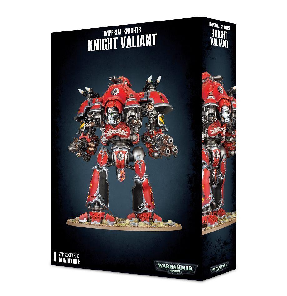 kejserlig Knights Valiant Warhammer 40k NY