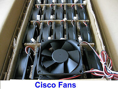 1x New Cisco 3825 Router Replacement Fan3; ACS-3825-FAN-3; 3825