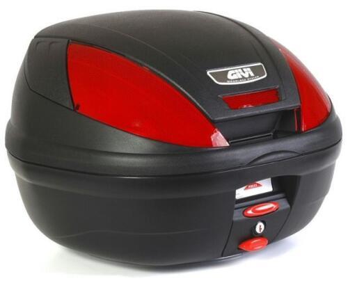 Adapterplatte schwarzmatt GIVI Monolock Topcase E370 E370N inkl