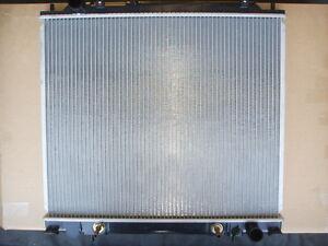 Radiator-Mitsubishi-L300-Express-L400-WA-2-4l-4cly-some-Diesel-check-bottom-hose