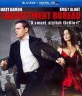 Adjustment Bureau 0025192071195 Blu-ray Region a