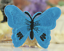 miniature 14 - Butterfly Patches Butterflies Embroidered Iron On Sew On Patch Badges Transfers