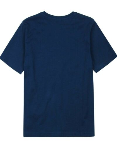 Sizes 6-16 HUGO BOSS Boys Logo T-shirt in Dark Blue
