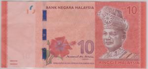 Mazuma *M889 Malaysia MBI $10 FC3293598 Minor Error GEF