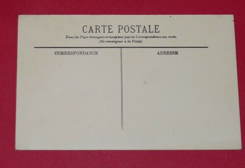 CPA CARTE POSTALE FRANCE HAUTES PYRENEES 65 ROUTE PIERREFITTE-LUZ LES GORGES