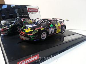 Slot-Car-Scx-Scalextric-Carrera-27457-Evolution-Porsche-GT3-Rsr-034-Haribo-Racing
