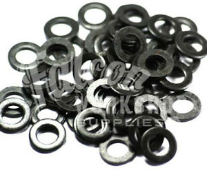 MOTORCYCLE  M4 M5 M6 M8 M10 STAINLESS STEEL PENNY WASHERS A2