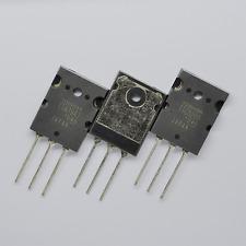 1 paire 2SA1943 + 2SC5200 150w - 15a - 230v Tta1943 & TTC5200 transistor TO-3PL