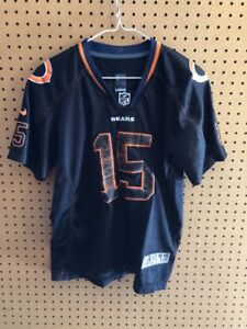 newest 08cb0 5e8b3 Details about Chicago Bears Brandon Marshall Alternate Jersey Youth Large  Stitched Nike