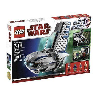 Lego Star Wars 8036 Separatists Shuttle New Retired Clone Wars