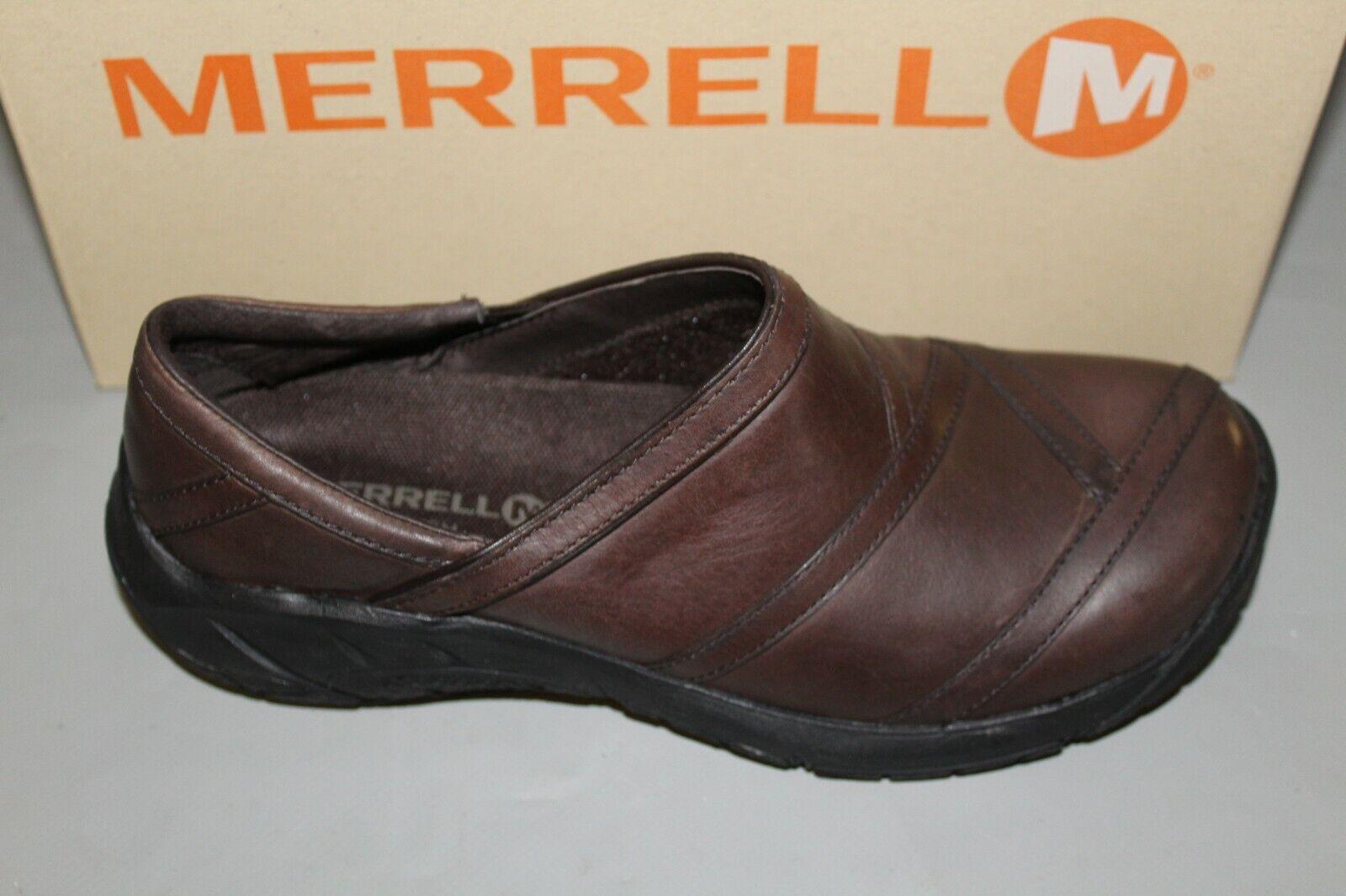 NEW Wouomo Merrell Encore Eclipse Dimensione 7 Medium Marronee Casual Comfortable scarpe