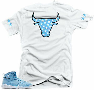 a5d781b278a Shirt to Match Air Jordan Retro 7 Pantone sneakers