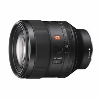 Sony Fe 85mm F/1.4 Gm Lens (sel85f14gm) In Stock