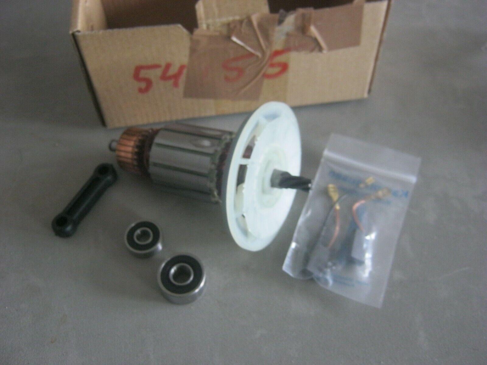 Anker Rotor für  Anker für Hilti  TE 54 55  Reparaturset Neu
