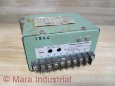 MAXITROL SELECTRA SIGNAL CONDITIONER A200