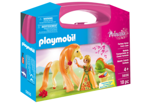 Playmobil-5656-Fantasy-Horse-Carry-Case-NEW