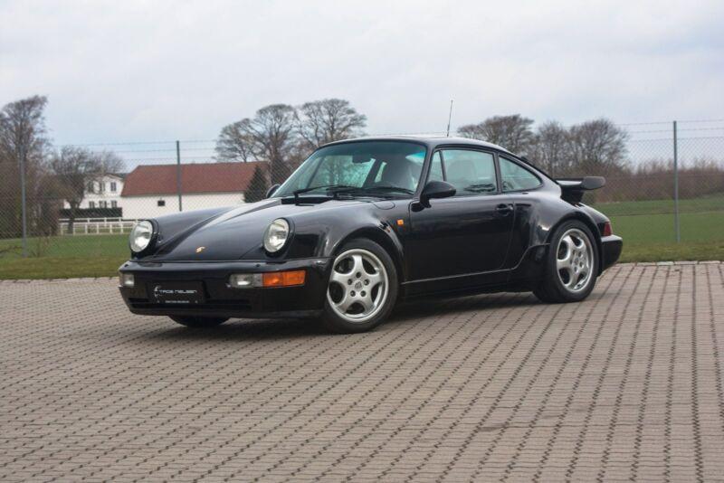 Porsche 911 Turbo - 2