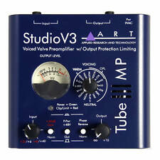 ART Tube MP STV3 Single-channel Tube Microphone Preamp