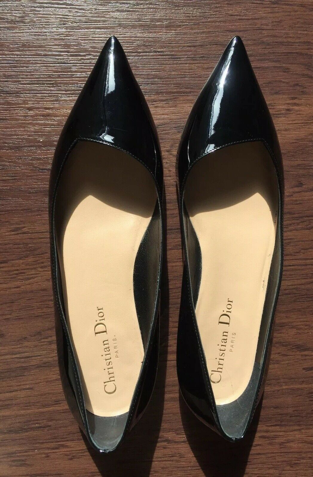 Christian Dior UNIFORM shoes  Size 36,5  USED