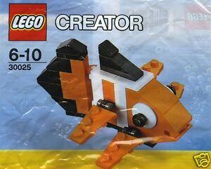 LEGO-CREATOR-Clownsfisch-30025-Polybeutel