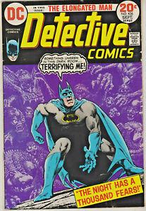 DETECTIVE-COMICS-436-FN-1973-DC-BRONZE-AGE-COMICS