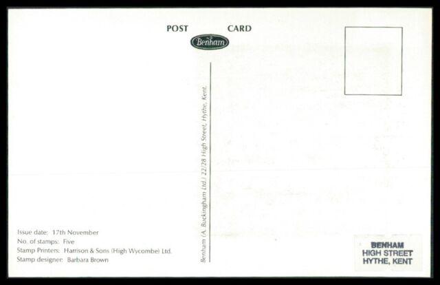 GB UK MK 1982 WEIHNACHTEN CHRISTMAS MAXIMUMKARTE CARTE MAXIMUM CARD MC CM as02