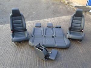 VW-Golf-MK6-Heated-leather-interior-Seats-Arm-rest-Handbrake-T5-Caddy