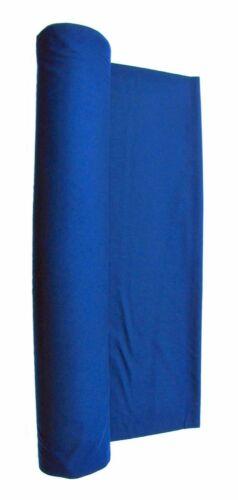 21 Ounce Pool Table / Billiard Cloth / Felt Blue Poker