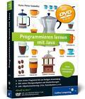Programmieren lernen mit Java von Hans-Peter Habelitz (2012, Taschenbuch)