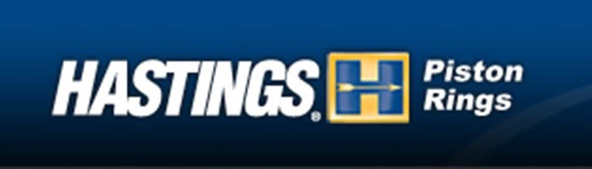 Hastings 2C5052S020 Single Cylinder Piston Ring Set
