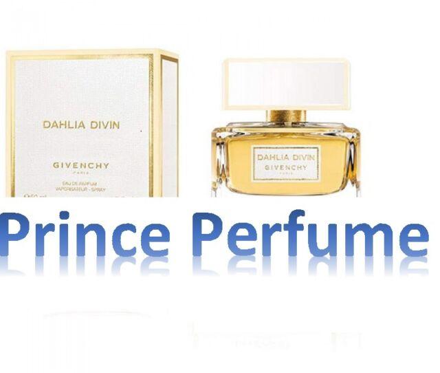 GIVENCHY DAHLIA DIVIN EDP VAPO NATURAL SPRAY - 75 ml