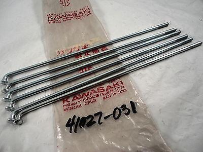 Yamaha OEM Inner 1 Spoke Set QTY 10 Spokes and 10 Nipples 248-25391-90-00