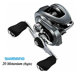 Shimano 20 Metanium Right Hand Baitcasting Reel 2020 model /<New/> From JAPAN【DHL】