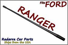 "FITS: 1983-2011 Ford Ranger - 13"" SHORT Custom Flexible Rubber Antenna Mast"