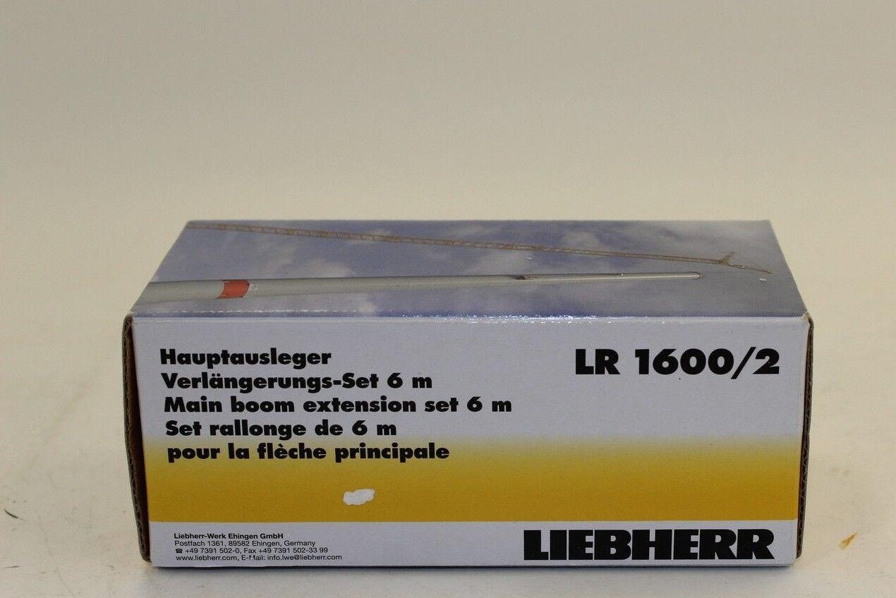 Nzg 843 2 Liebherr LR 1600 Entretoise Hauptausleger 6m 1 50 Neuf dans Emballage