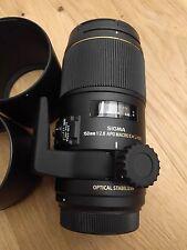 Sigma 150mm f/2.8 AF APO EX DG OS HSM Macro Lens For Canon EF EF-S