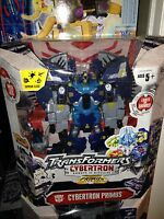 Transformers Cybertron Planet Primus Supreme Class Sealed