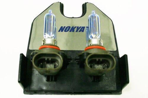 NOKYA Cosmic White Halogen Light Bulbs 9005 HB3 5000K 100W