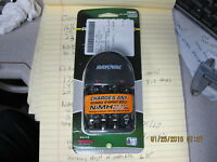 Rayovac Ps131e Easy Charge Aa Aaa 2 Or 4 Battery Charger Ni Mh