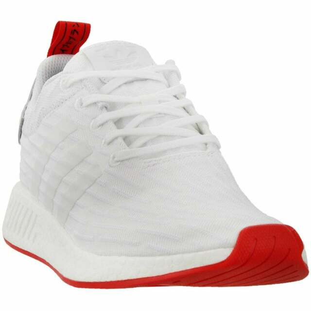 adidas NMD R2 PK Core Red White