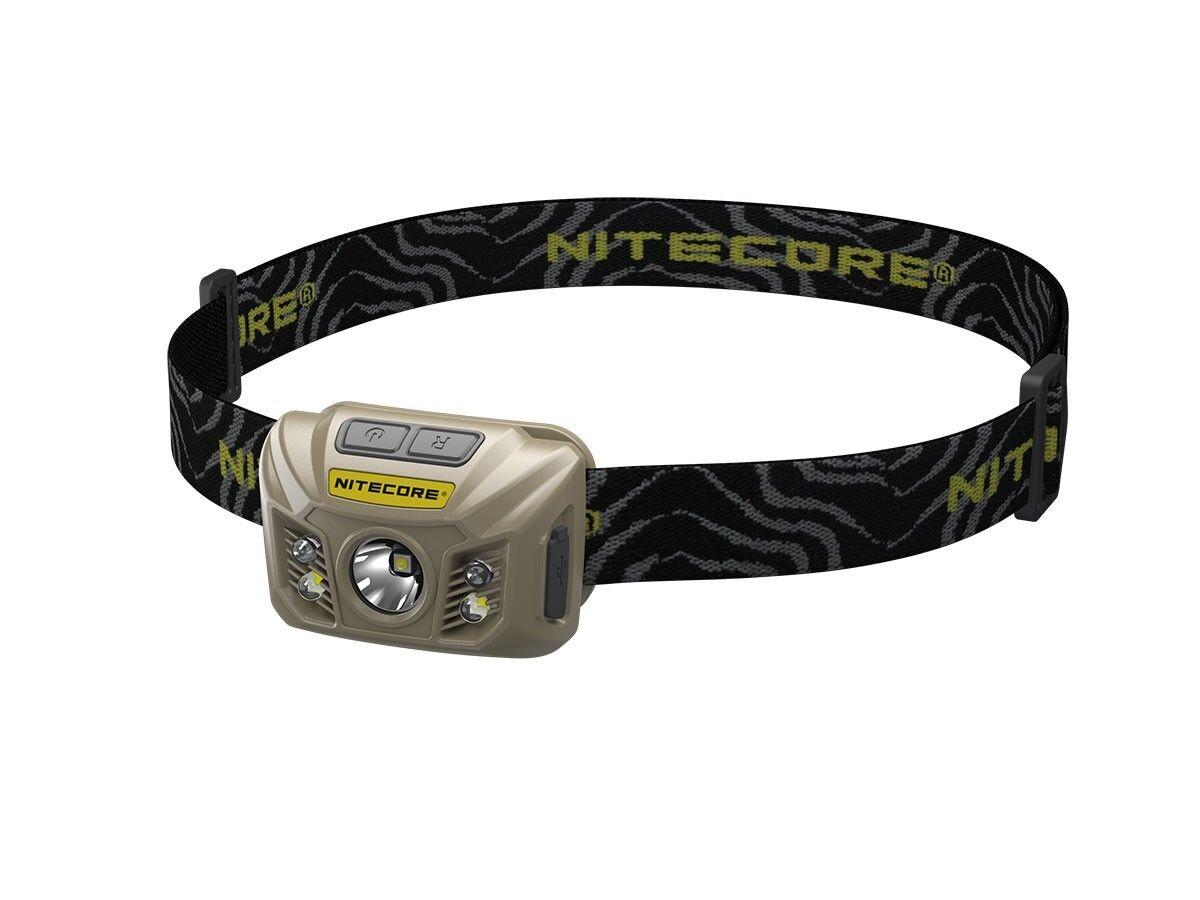 Nitecore Rotlicht NU30 LED Kopflampe mit Rotlicht Nitecore integrierter Akku aufladbar ee55e0