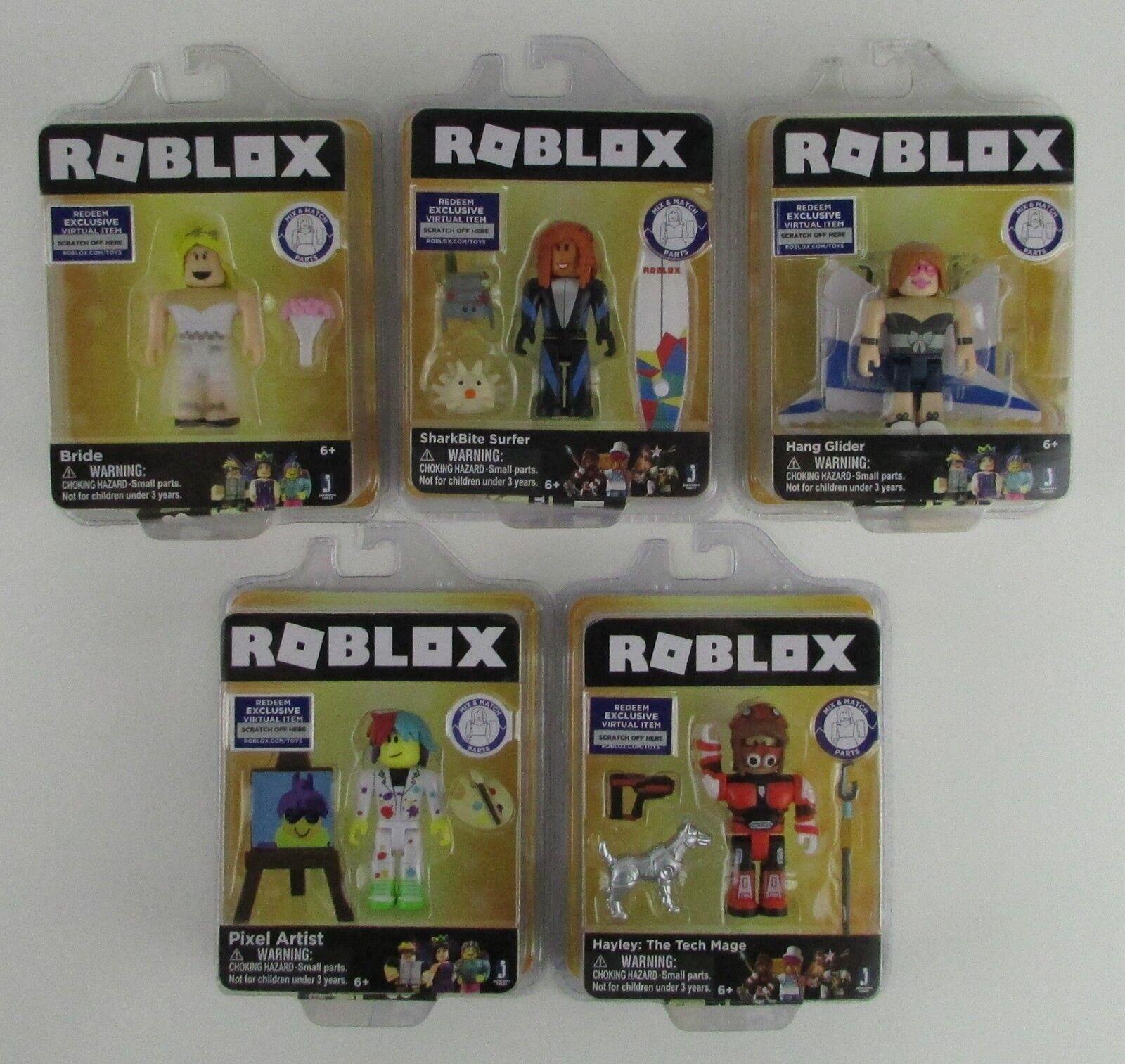Viele 5 roblox mix & match zahlen jazwares