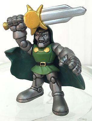 Marvel Super Hero Squad DR DOOM doctor Wielding Infinity Sword from Wave 18