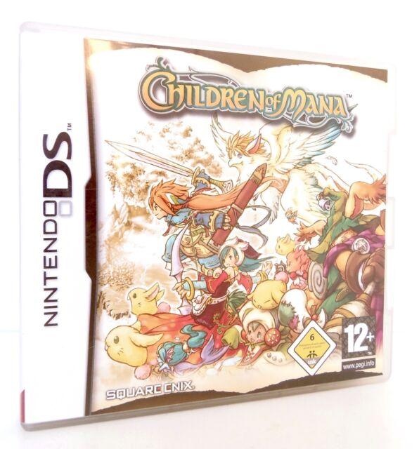 CHILDREN OF MANA Nintendo DS FR
