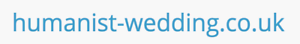 Domain-name-HUMANIST-WEDDING-CO-UK-ideal-wedding-celebrant-humanist-planner