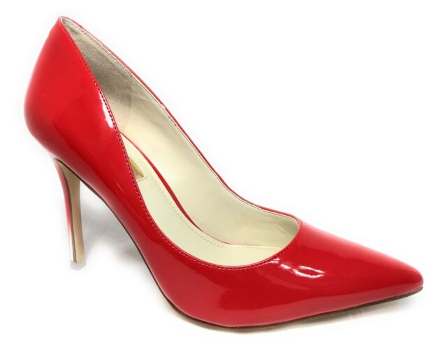 a08002b9c68 Women's BCBG BCBGeneration Bg-treasure PUMPS HEELS Patent Candy Red Size 7