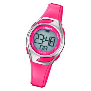 Calypso-Kinder-Armbanduhr-Digital-Crush-K5738-4-Quarz-Uhr-PU-pink-UK5738-4