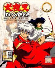 Inuyasha Full Series DVD in English Audio