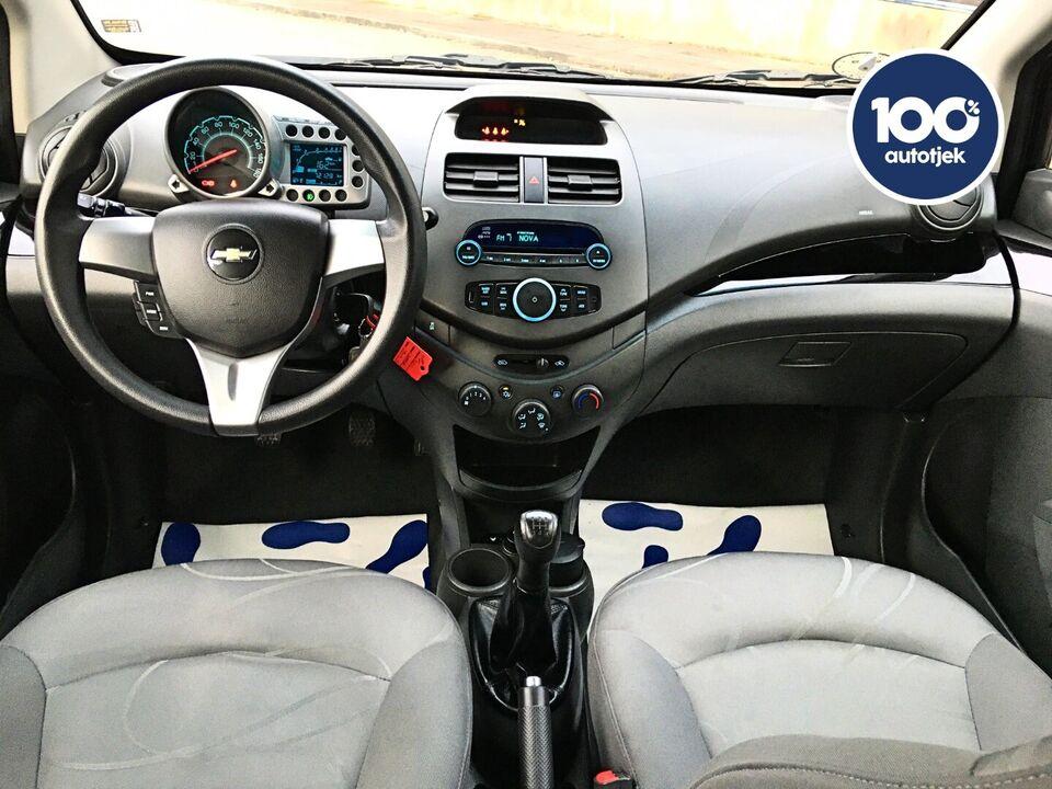 Chevrolet Spark 1,2 LS Benzin modelår 2011 km 72000