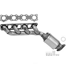 Exhaust Manifold with Integrated Catalytic Converter-Direct Fit Front Left 20465